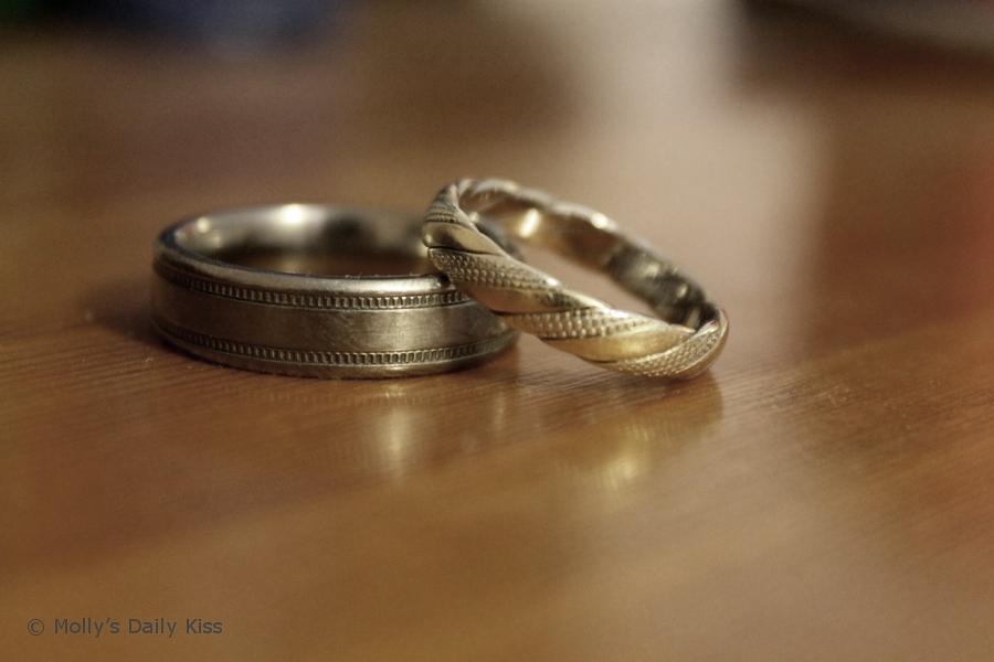 wedding rings Pretended - Lovers V Husband